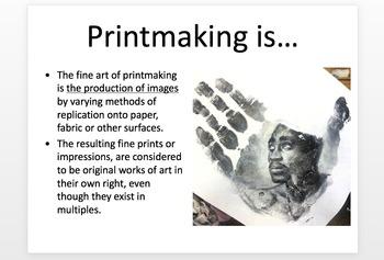 Emoticon Selfies- Printmaking