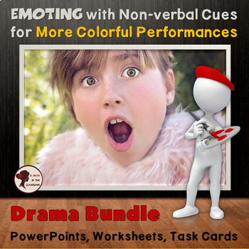 Emoting with Non-verbal Cues for More Colorful Performances (Drama Bundle)