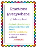 Emotion Activities Galore!