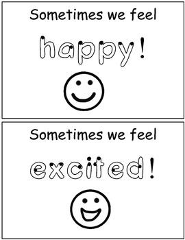 Emotion Activities Galore!