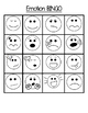 Emotion BINGO: Social Skills Activity