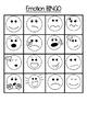 Emotion BINGO: Social Skills Activity