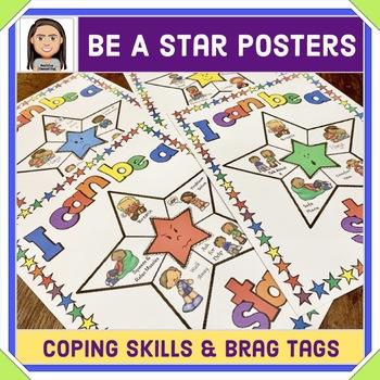 Emotion & Behavior Posters & Brag Tags