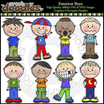 Emotion Boys