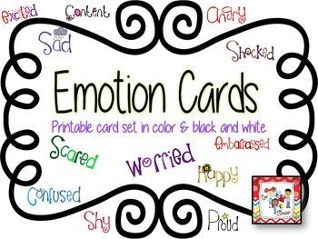 $$DollarDeals$$ Emotion Cards