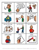 Emotion Choice Cards - Emotional Regulation / Coping Skills