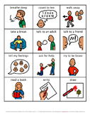 Emotion Choice Cards - Emotional Regulation / Coping Skills