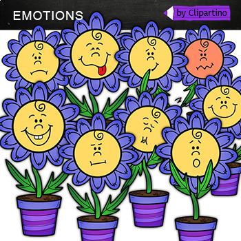 Emotion Clip Art