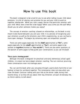 Emotion Coaching Workbook