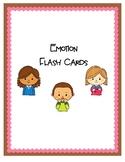 Emotion Flash Cards