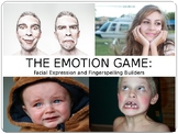 ASL Emotion Game:  Facial Expression and Fingerspelling Builders