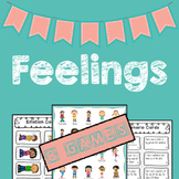 Feelings Games: 3 games to help understanding feelings
