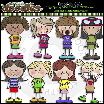 Emotion Girls