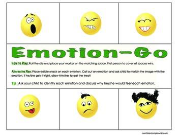Emotion - Go
