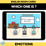 Emotion Identification Boom Cards