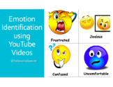 Emotion Identification Using YouTube Videos