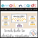 Emotion Identifier Cards