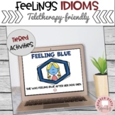 Idioms about Emotions with Pictures Posters and Activities