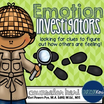 Emotion Investigators: Looking for Clues to Figure Out How Others Are Feeling