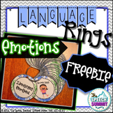 Emotion Language Rings {FREEBIE}