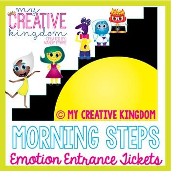 Emotion Management Morning Steps Entrance Ticket