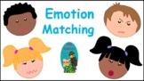 Emotion Matching Game