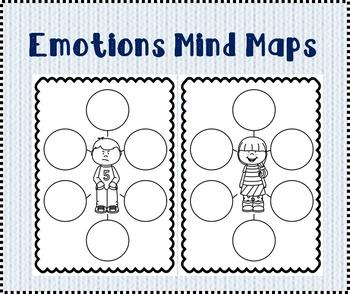 Emotion Mind Maps