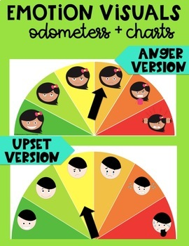 Emotion Odometers and Visual Supports