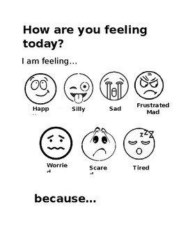 Emotion Page