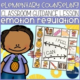 Self Regulation Centers: Emotion Regulation Activities Classroom Guidance Lesson