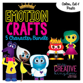 Emotion Regulation & Identification Management Character Craft