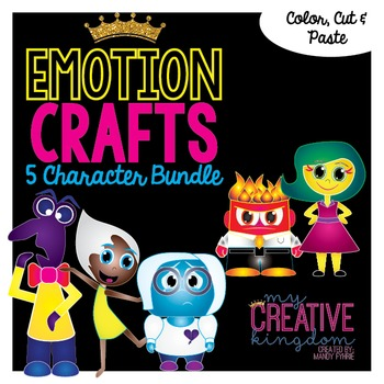 Emotion Regulation & Identification Management Character Craft