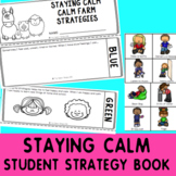 Self Regulation Tools: Student Toolbox Workbook x 3 for fe