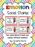Emotion Social Stories