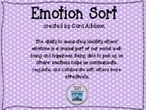 Emotion Game