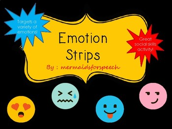 Emotion Strips