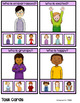 Emotion Task Cards Vocabulary Activities for Special Education