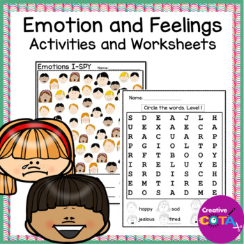 Emotion Theme bundle Differentiated