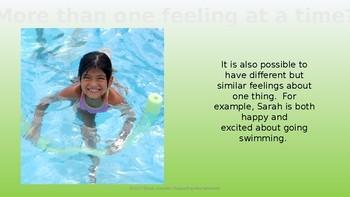 Emotion Understanding; Multiple Feelings; Emotional Regulation; Lesson 3