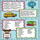 Emotion & Social Skills Vocabulary Words-(Elementary Social Skills)