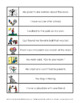 Emotion Words and Scenarios - Social Skills / Emotional Regulation