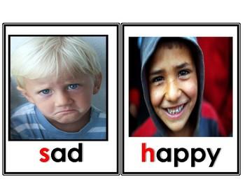 Emotion Flashcards