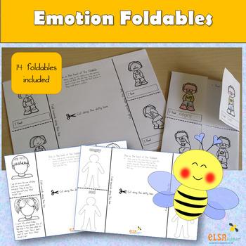 Emotion foldables