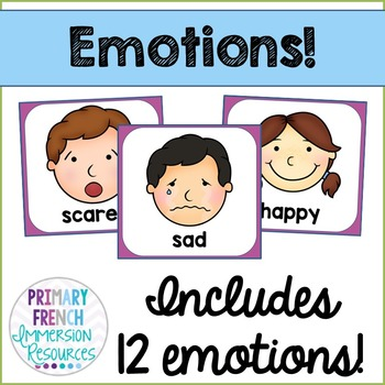 Emotion posters