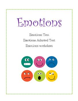 Emotion's Unit Packet