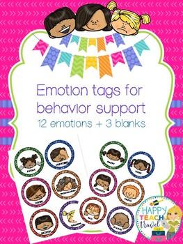 Emotion tags