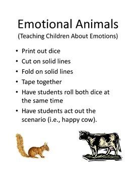 Emotional Animals