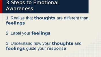 Emotional Awareness