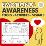 Emotional Awareness Activities for Speech Therapy: Body Se