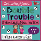 Understand Mixed Feelings: Counseling Game for Feelings
